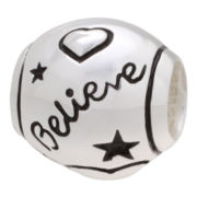 Forever Moments™ Believe/Love Bead