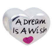 Forever Moments™ Disney A Dream is a Wish Charm Bracelet Bead