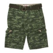 Levi's 508 Huntington Belted Cargo Shorts - Boys 8-20