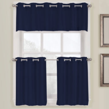 jcpenney.com | Montego Grommet-Top Window Treatments