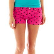 Wallflower Sailboat Shorts