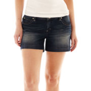 a.n.a® Thickstitch Denim Shorts