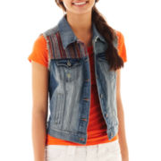 Arizona Moonlight Denim Vest