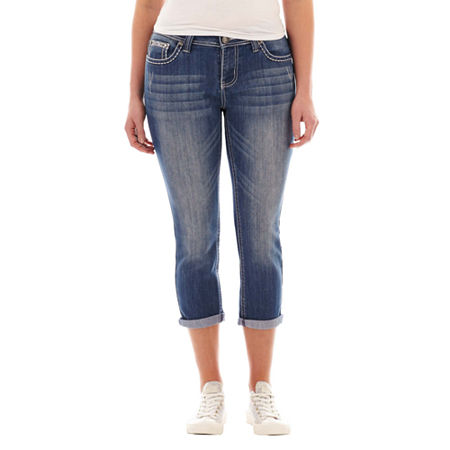 Zco Denim Capris - Plus