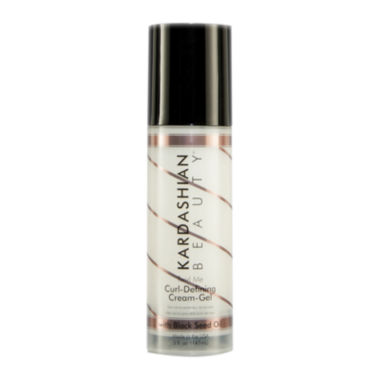 jcpenney.com | Kardashian Beauty® Twirl Me Curl-Defining Cream Gel - 5 oz.