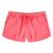 Total Girl® Dolphin Shorts - Girls 7-16 and Plus