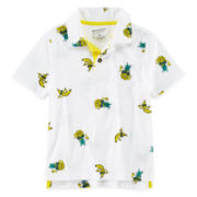 Arizona Pineapple Polo – Preschool Boys 4-7