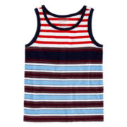 Arizona Multi-Striped Tank Top – Boys 4-7