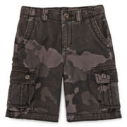 Arizona Twill Cargo Shorts – Preschool Boys 4-7