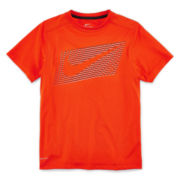 Nike® Short-Sleeve Legacy Graphic Dri-FIT Tee – Boys 8-20
