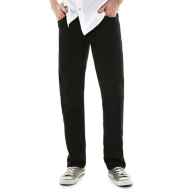 jcpenney.com | Arizona Basic Slim Straight Jeans