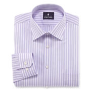 Stafford® Travel Easy Care Broadcloth Dress Shirt–Big & Tall