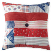 Home Expressions™ Liberty Square Decorative Pillow