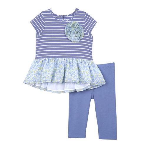 Marmellata 2-pc. Legging Set-Toddler Girls