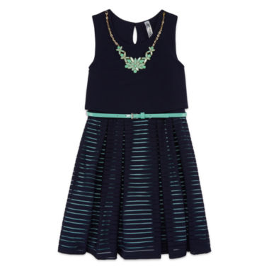 jcpenney.com | Knit Works Sleeveless Skater Dress - Big Kid