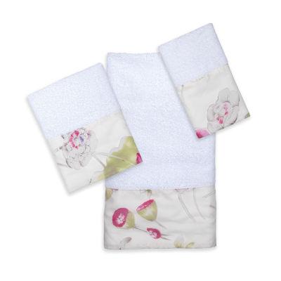 Popular Bath Flower Haven 3-pc. Bath Towel Set