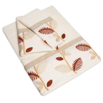 Popular Bath Alysia 3-pc. Bath Towel Set