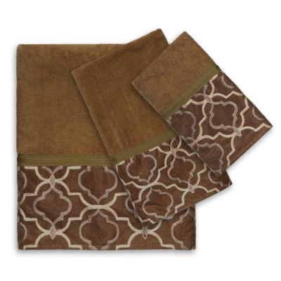 Popular Bath Spindle 3-pc. Bath Towel Set