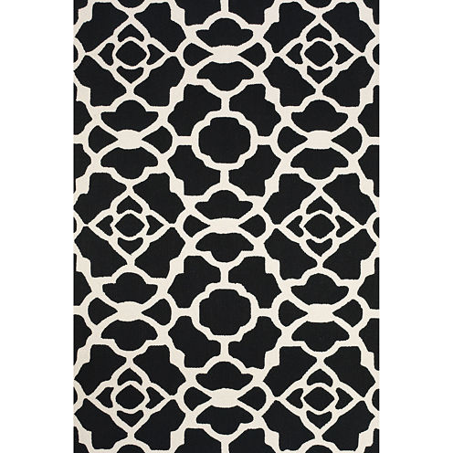 Room Envy Haleigh Hooked Rectangular Rugs