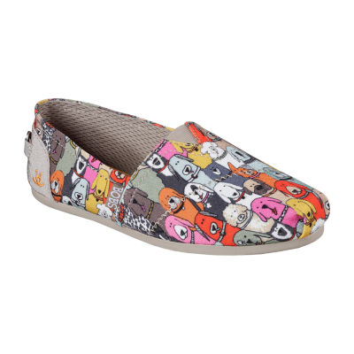 Skechers Bobs Wag Party Womens Slip On Shoes Jcpenney