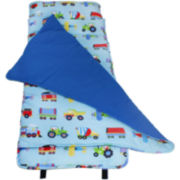 Wildkin Olive Kids™ Trains, Planes and Trucks Nap Mat