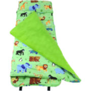 Wildkin Olive Kids™ Wild Animals Nap Mat
