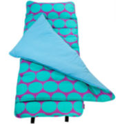 Wildkin Aqua Big Dots Nap Mat
