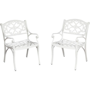 jcpenney.com | Biscayne Outdoor Furniture Collection - White