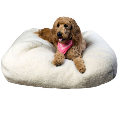 jcpenney.com | Sherpa Puff Ball® Pet Bed