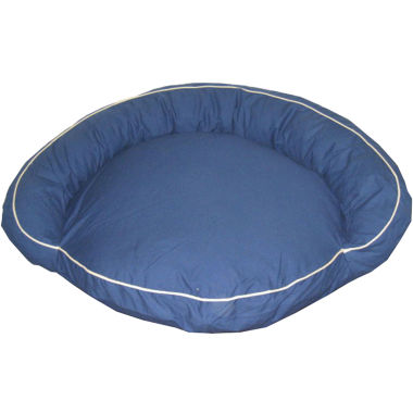 jcpenney.com | Carolina Pet Co. Classic Bolster Indoor/Outdoor Round Pet Bed