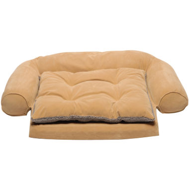 jcpenney.com | Carolina Pet Co. Ortho Mircofiber Pet Bed with Removable Cushion