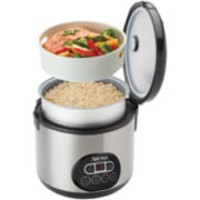 Aroma 12-Cup Cool Touch Digital Rice Cooker & Steamer