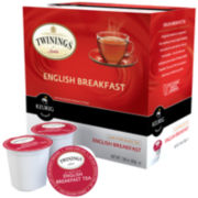 K-Cup® Twinings English Breakfast Tea Packs