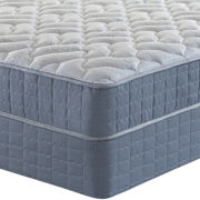 Serta® Perfect Sleeper® Woodlyn Hills Cushion-Firm Mattress plus Box Spring