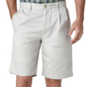 Dockers® Double-Pleat Shorts