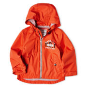Carter's Orange Lightweight Sport Jacket - Boys 12m-24m