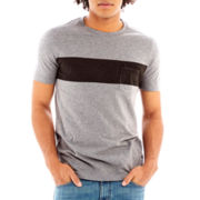 Arizona Printed Chest-Pocket Tee