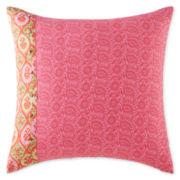 Home Expressions™ Winsome Floral Euro Sham