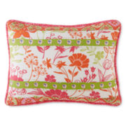 Home Expressions™ Winsome Floral Oblong Decorative Pillow