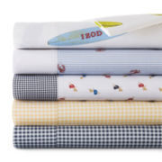 IZOD® Print Sheet Set & Pillowcases