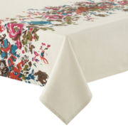 Bouquet Print Tablecloth