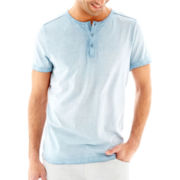 i jeans by Buffalo Short-Sleeve Henley