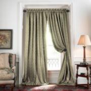 American Living Estate Taffeta Damask Rod-Pocket Curtain Panel