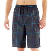 Burnside® Boxes E-Board Shorts