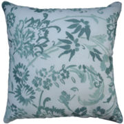Liz Claiborne® Eden Decorative Pillow with Down-Alternative Fill