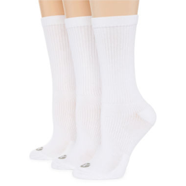 jcpenney.com | Xersion™ 3-pk. Crew Socks - Extended
