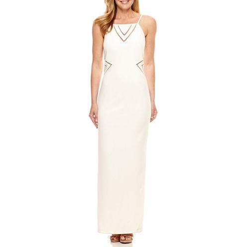 Scarlett Sleeveless Evening Gown