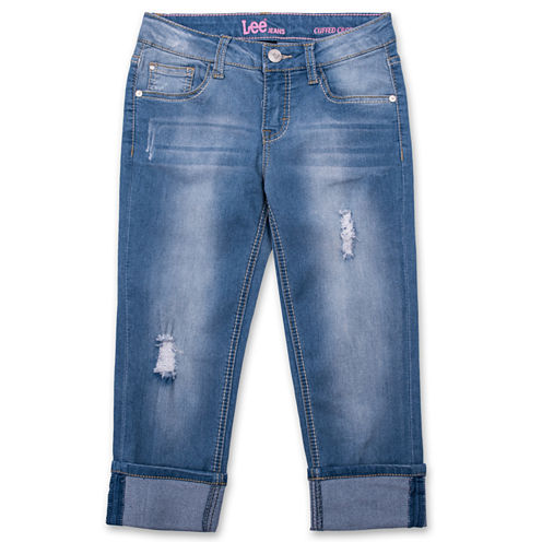 Lee Denim Capris - Big Kid Girls - JCPenney