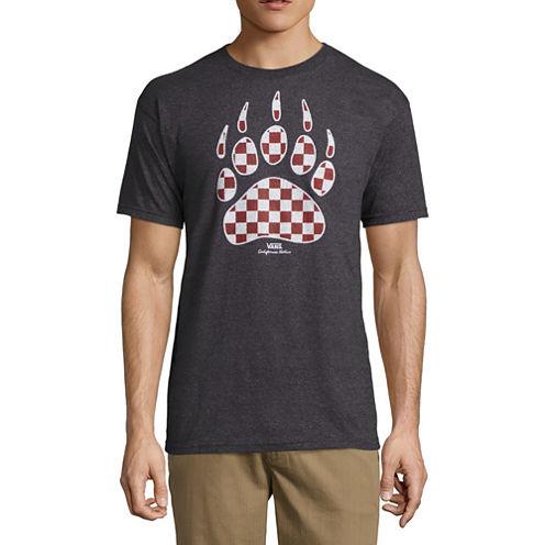 Vans Check Paw Graphic T-Shirt