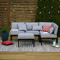 Outdoor Oasis Palm Beach 4pc Sectional